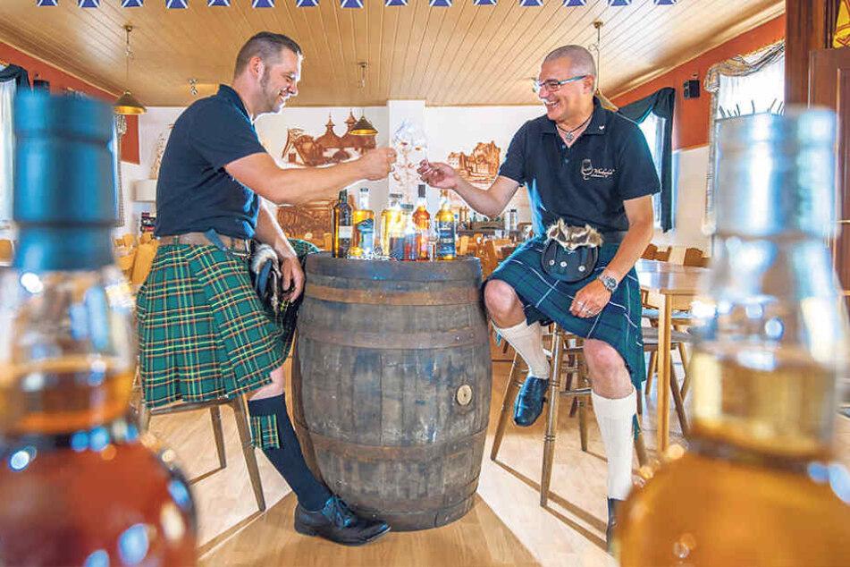 Dieses Fest ist ein Muss für alle Whisky-Fans!