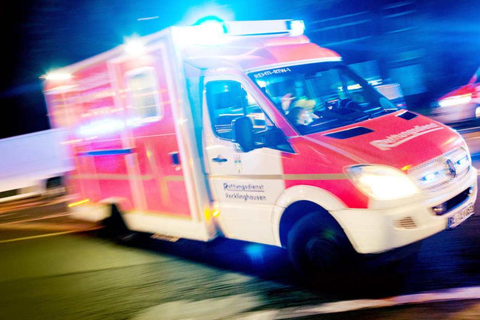 Zwischen Freital und Wilsdruff ist am Mittwoch eine Frau bei einem Unfall ums Leben gekommen.