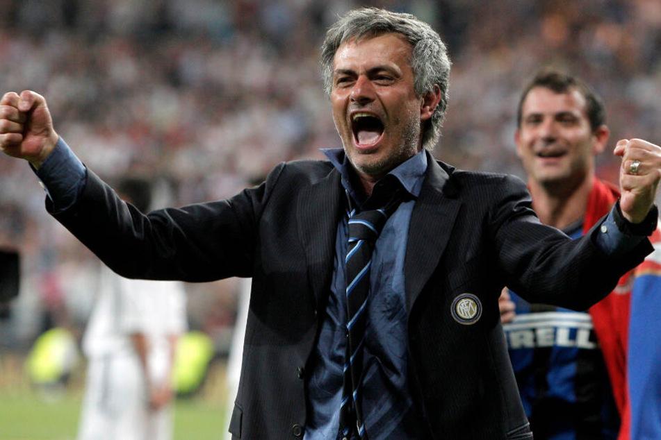 Gewann 2010 mit dem Champions-League-Gruppengegner des BVB, Inter Mailand, die Champions League gegen den FC Bayern München