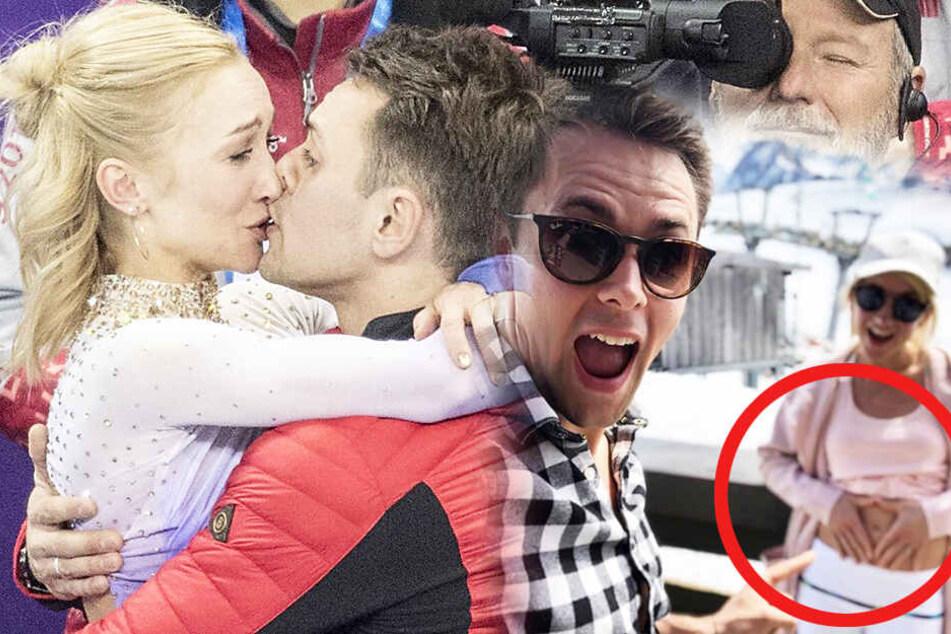 Baby-Hammer bei Aljona Savchenko: Olympiasiegerin ist schwanger!