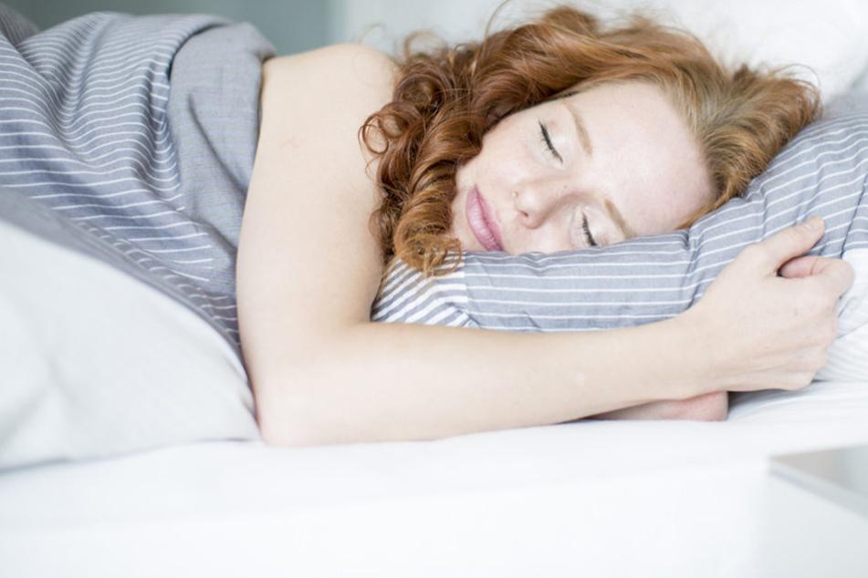 Das wollen wir doch alle: Endlich wieder perfekt schlafen.