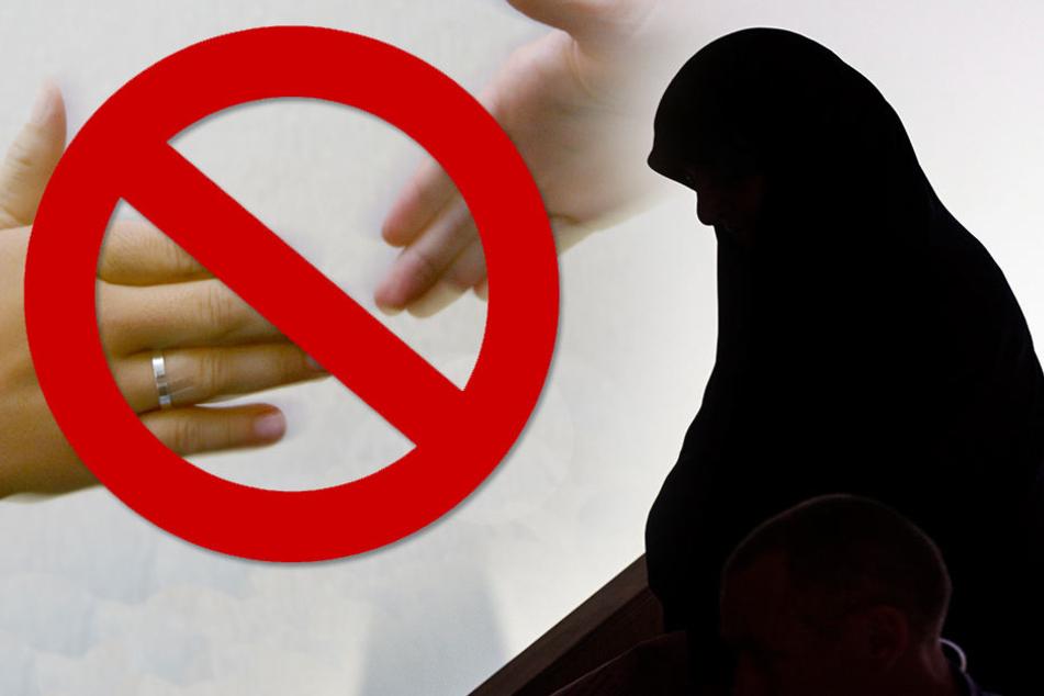 Einbürgerung verwehrt, weil Muslima keine Hand gibt
