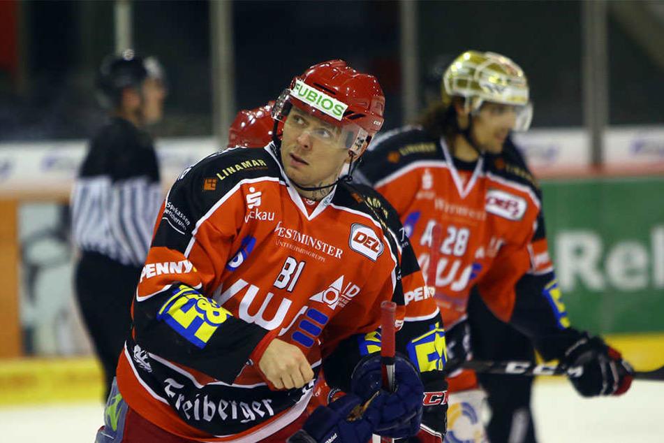 Martin Bartek - Torschütze zum 1:0. (Archivbild)