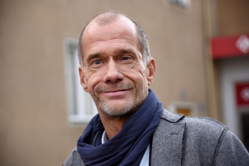 Seit mehr als 30 Jahren steht Georg Uecker für die Lindenstraße vor der Kamera.
