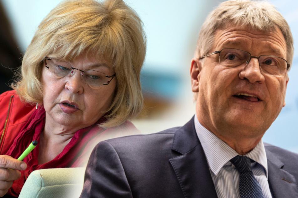 Linken-Politikerin wird Verfassungsrichterin, da platzt AfD-Chef Meuthen der Kragen