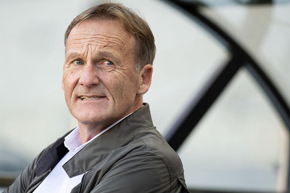 """Und auch """"Aki"""" Watzke dürfte sich über das Geld der UEFA freuen."""