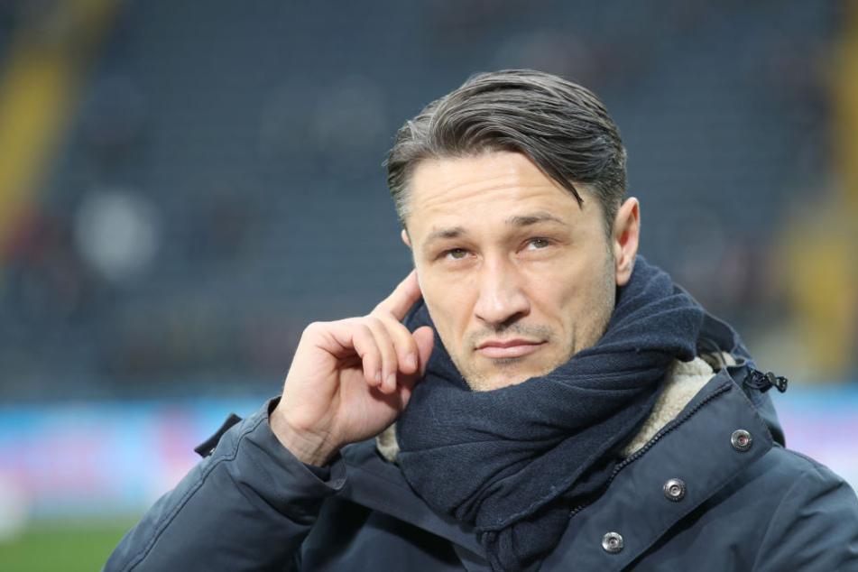 Niko Kovac würde das Weihnachtsfest mit einem Sieg in Heidenheim mehr genießen können.