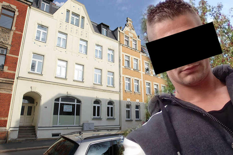 Er soll eine 18-Jährige wochenlang festgehalten haben: Was passierte in Plauen?