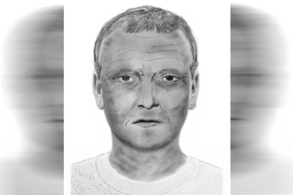 Ein Nachbar konnte den Täter beobachten und dem Phantomzeichner beschreiben.