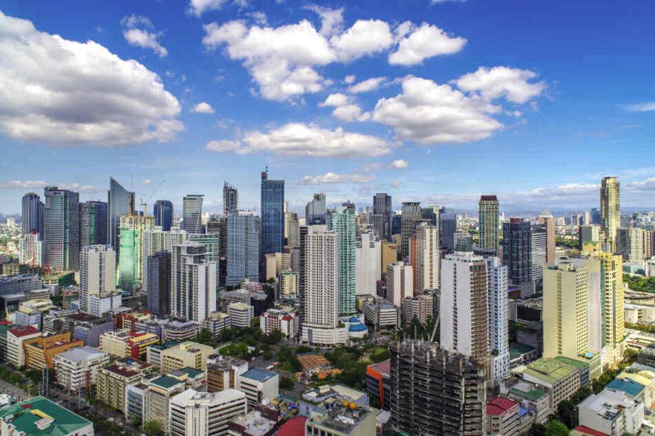 Philippinen, Manila: Der südostasiatische Inselstaat wird jedes Jahr von etwa 20 Taifunen heimgesucht.