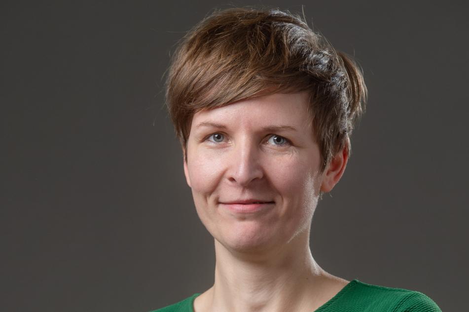Grünen-Stadträtin Susann Mäder (36) wünscht sich Gendersternchen oder Doppelpunkt in der Verwaltungssprache.