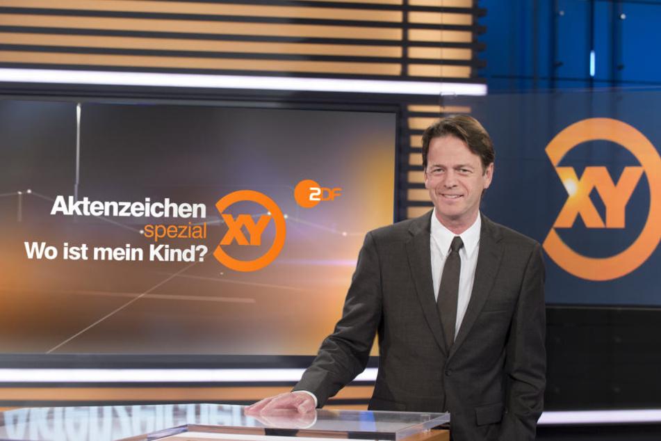"""Rudi Cerne rollte in seiner Sendung """"Aktenzeichen XY"""" den Fall noch einmal neu auf."""