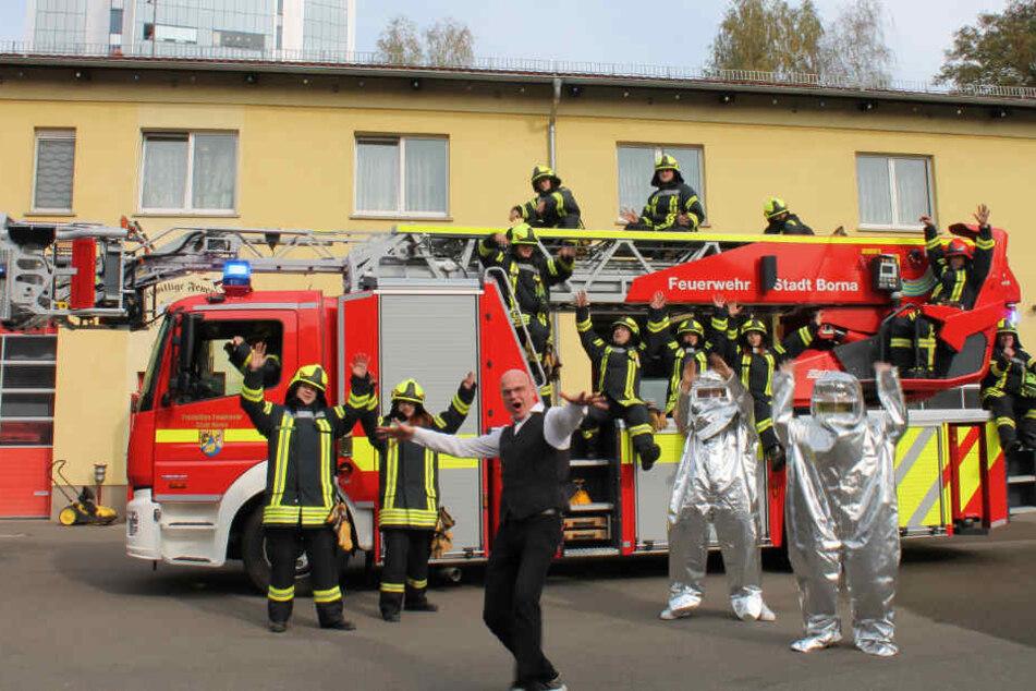 """""""Zusammen sind wir Sachsen"""": RADIO PSR fördert Feuerwehren mit 100.000 Euro"""