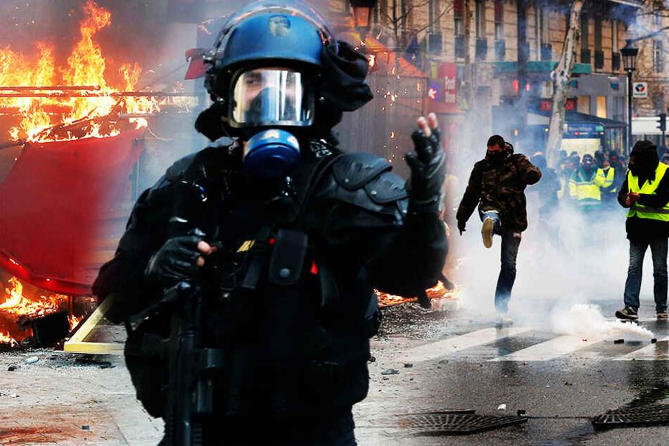 Militär kommt bei Gelbwesten zum Einsatz: Wird nun auf das eigene Volk geschossen?