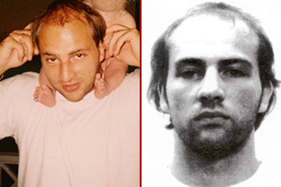 Norman Volker Franz (48) ist seit Juli 1999 auf der Flucht. Die Polizei vermutet, dass er sich im Ausland aufhält.
