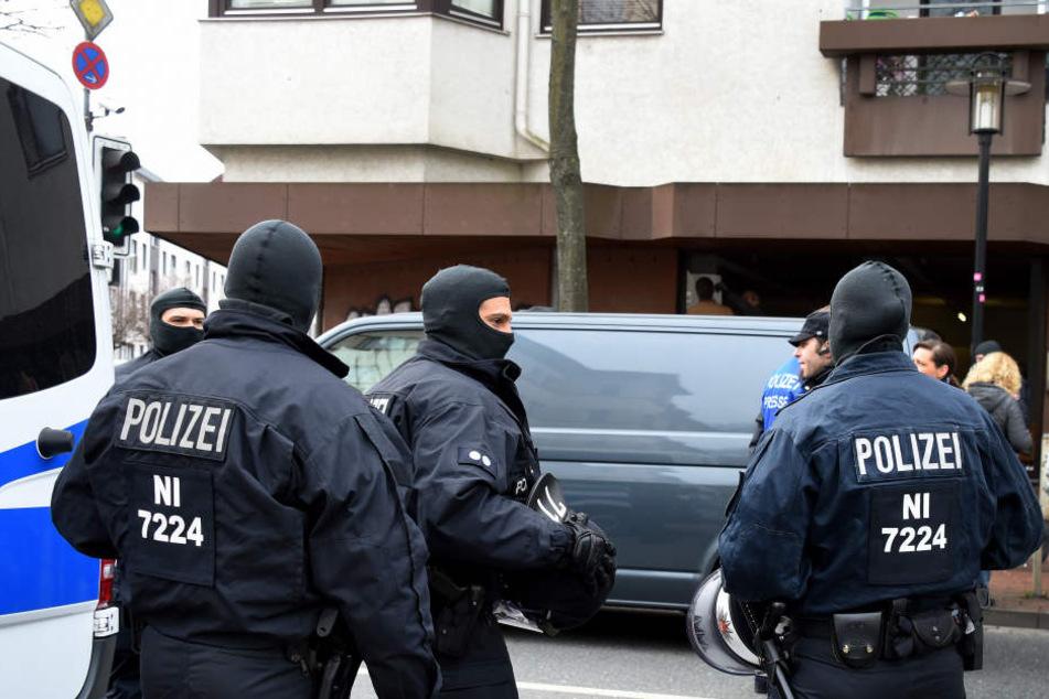 Ein Verdächtiger wurde verhaftet. (Symbolbild)