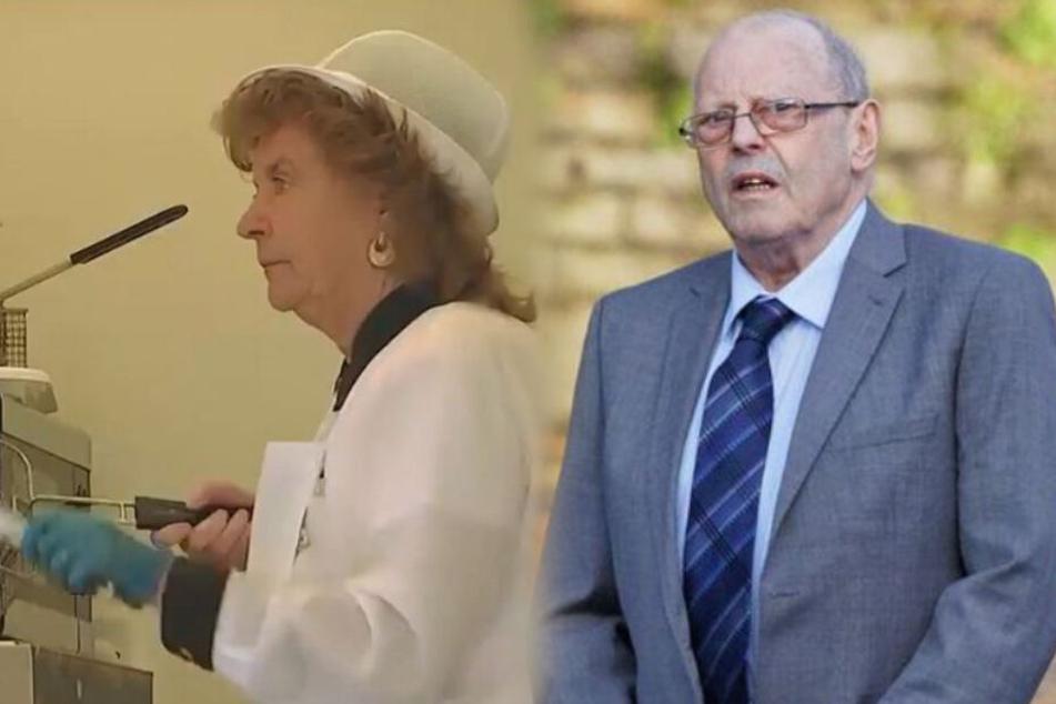 Mörder mit Frittierfett? Rentner soll Ehefrau mit kochendem Öl übergossen haben