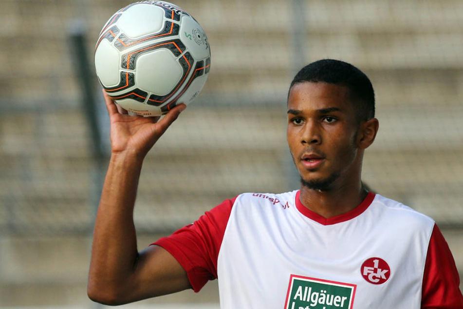Rot-Weiß Erfurt holt Linksverteidiger Wilfried Sarr