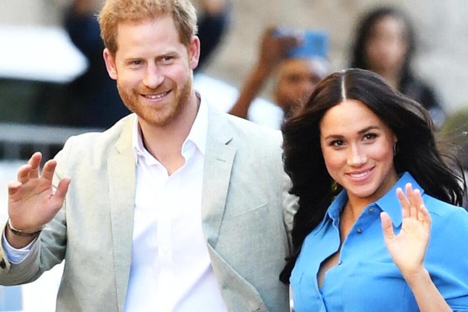 Erster Deal für Harry und Meghan: Die Ex-Royals werden jetzt Kaufhaus-Stars!