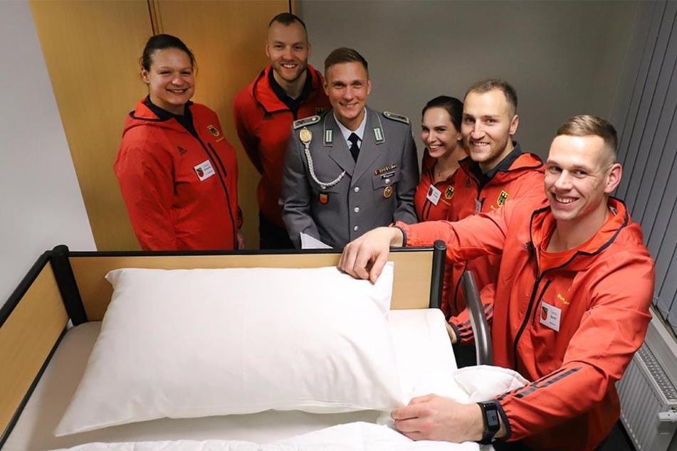 Soldaten an der Sportfront: So hilft die Bundeswehr unseren