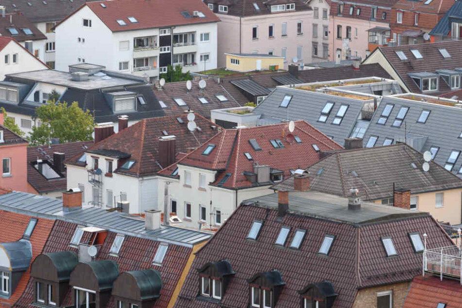 In Stuttgart lagen die Neuvertragsmieten im vierten Quartal 0,8 Prozent höher als im Vorjahr.