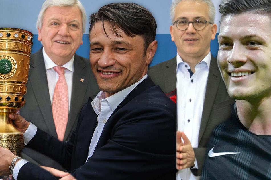 Pokalhelden, Wahlsieger, Gleichheitskämpfer: Das sind Hessens Menschen des Jahres 2018