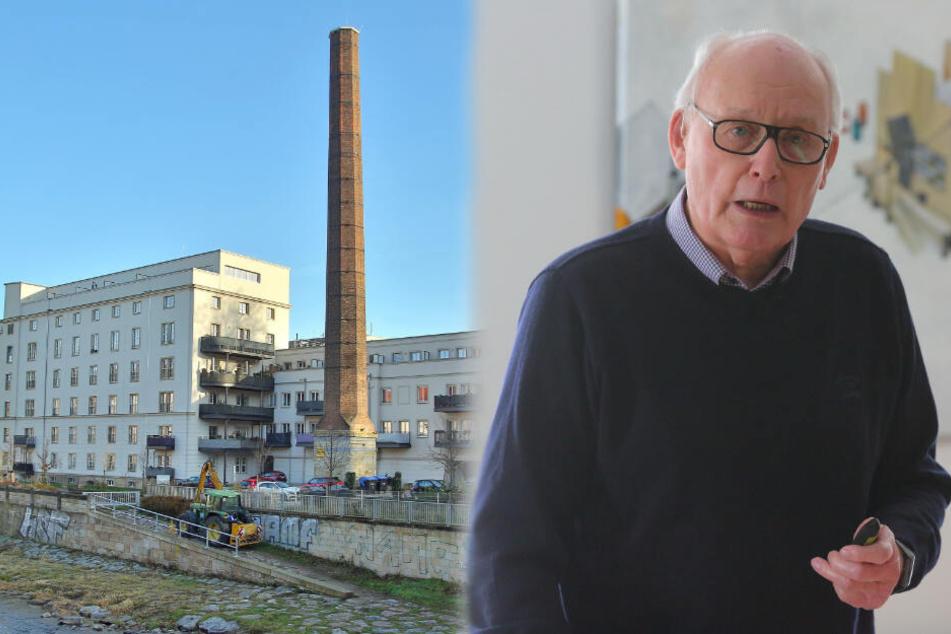 Firmen und Wohnungen: Neues Leben in der alten Bienertmühle
