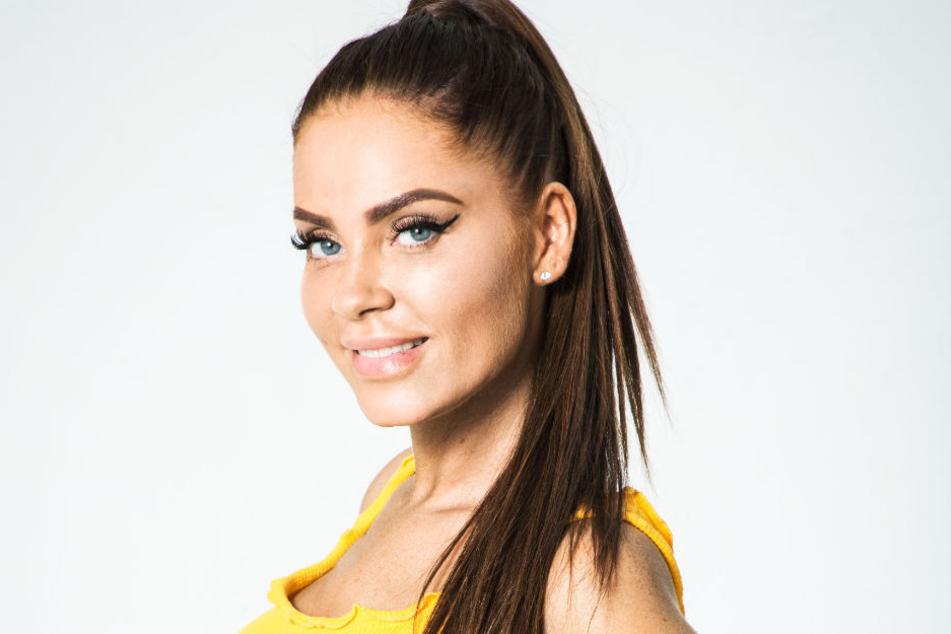 """In der RTL-II-Soap """"Leben. Lieben. Leipzig"""" hat Janine Pink die fiktive """"Yvonne Voss"""" gespielt."""