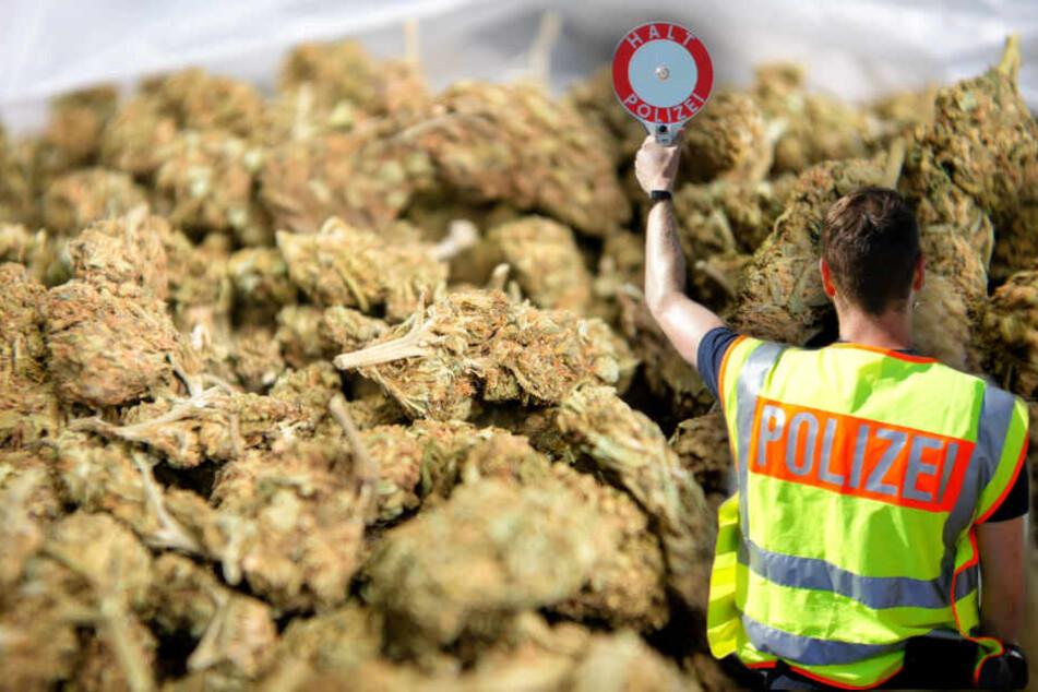 Marihuana im Wert von 10.000 Euro im Rucksack: So verrät sich der Schmuggler