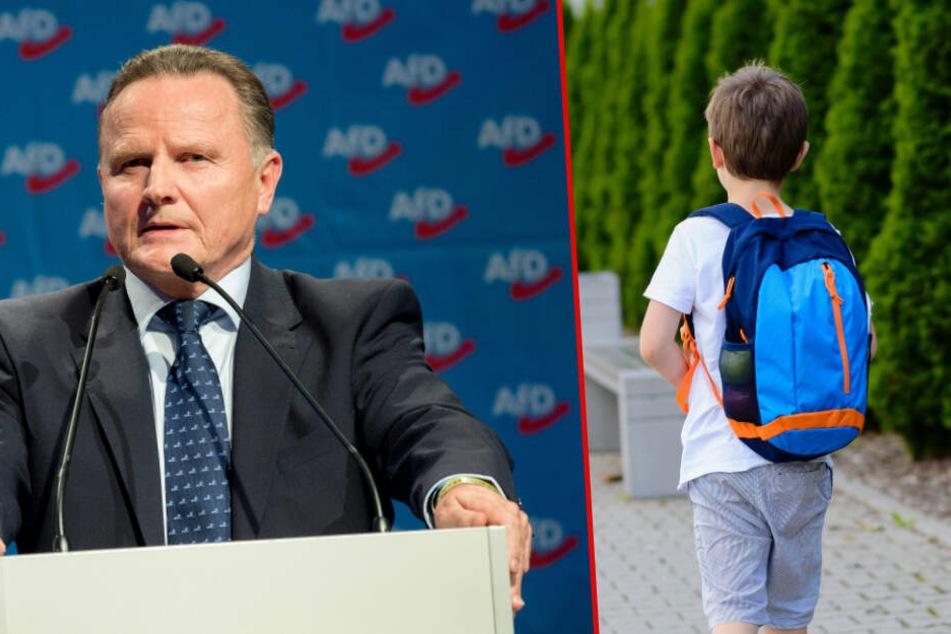 Berliner Senat entscheidet: Privatschule darf Kind von AfD-Politiker ablehnen!