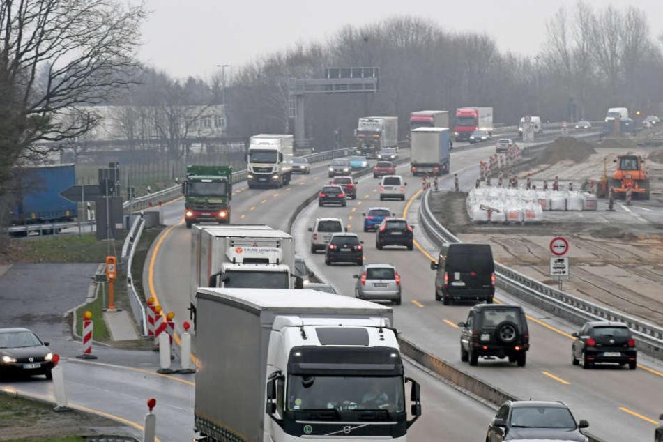 Achtung, Autofahrer! Hier droht in Hamburgs Süden Staugefahr