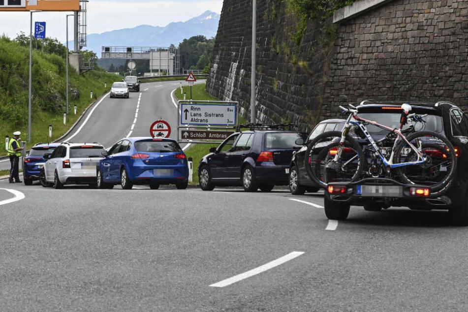 Tirol setzt die neuen Fahrverbote durch. (Symbolbild)