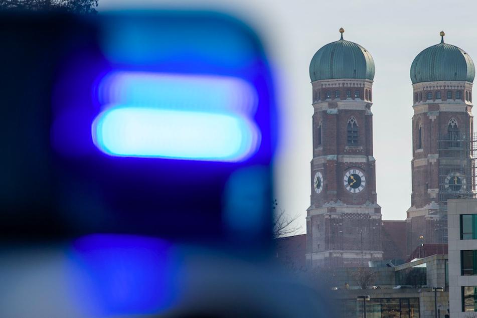 Streit in Münchner Supermarkt: Mann zückt Waffe und lädt durch