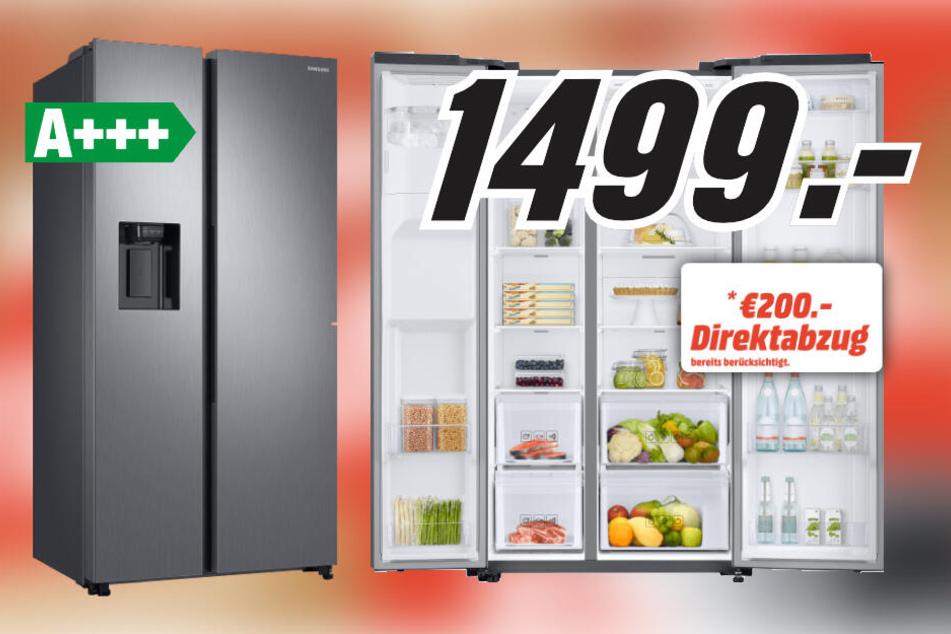 Side By Side Kühlschrank Lg Media Markt : Mediamarkt senkt extrem die preise auf samsung lg und jbl tag