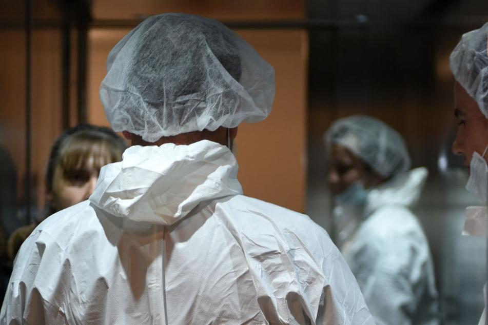Neue Schock-Details zu Leichen in Studenten-Wohnheim