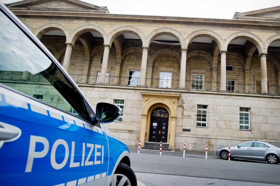 Das Landgericht Wuppertal.