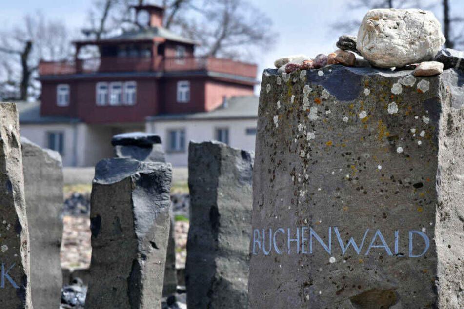 Die Schüler hatten zuvor die KZ-Gedenkstätte besucht.