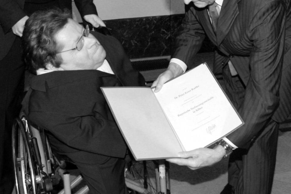 Peter Radtke ist tot! Schauspieler und Autor stirbt mit 77 Jahren