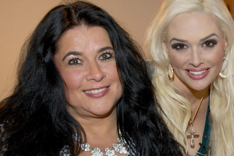 Iris Klein mit Tochter Daniela Katzenberger.