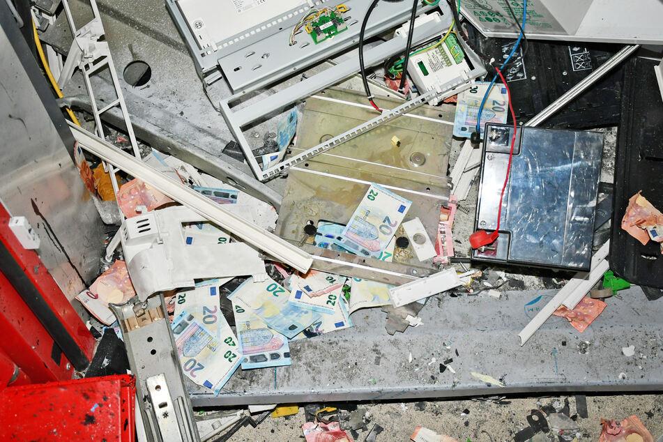 Rekord-Jahr 2020: 175 Geldautomaten-Sprengungen in NRW