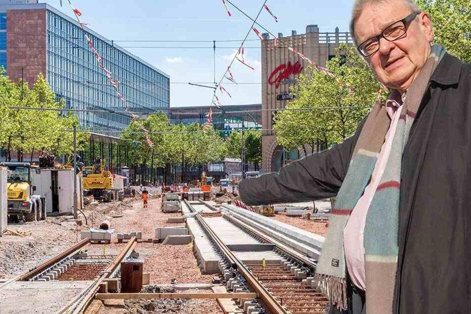 """Innenstadt stirbt aus! Kann ein """"Citymanager"""" Chemnitz retten?"""
