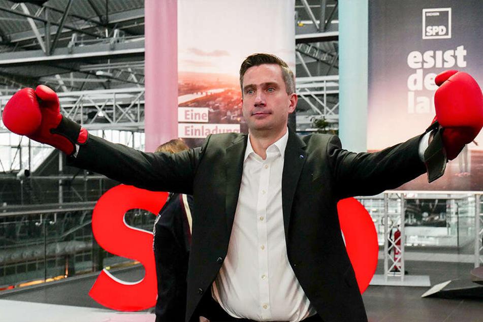 Klarer Sieg! Dulig führt SPD in den Wahlkampf