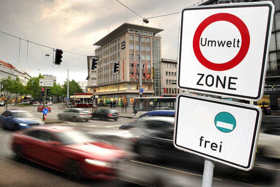 In Bielefeld ist sich der Experte sicher: Ein Dieselfahrverbot wird kommen!