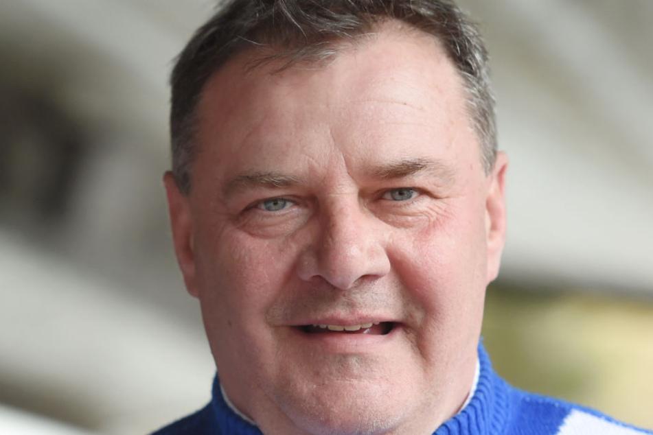 Wolfgang Hoppe ist einer erfolgreichsten Bobfahrer der Nation.