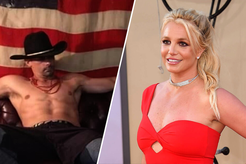 Britney's ex-husband was part of the mob that stormed the US Capitol!