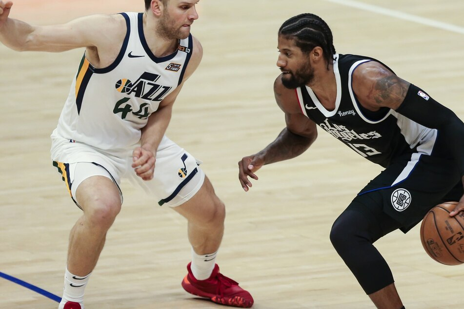 NBA Playoffs: The Clippers shock the Jazz and make history with an astonishing comback