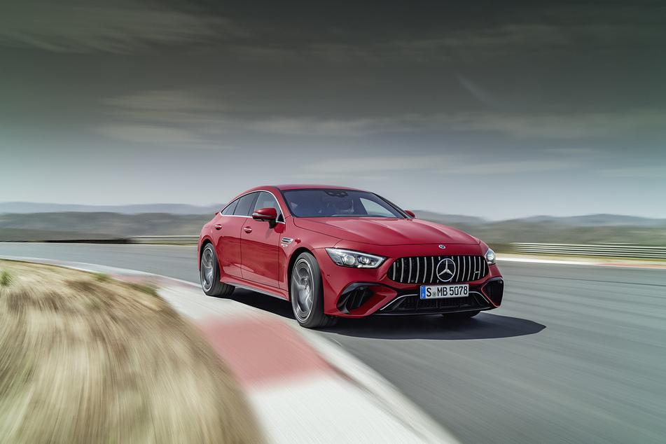 Mercedes‑AMG GT 63 S E Performance leistet 843 PS.