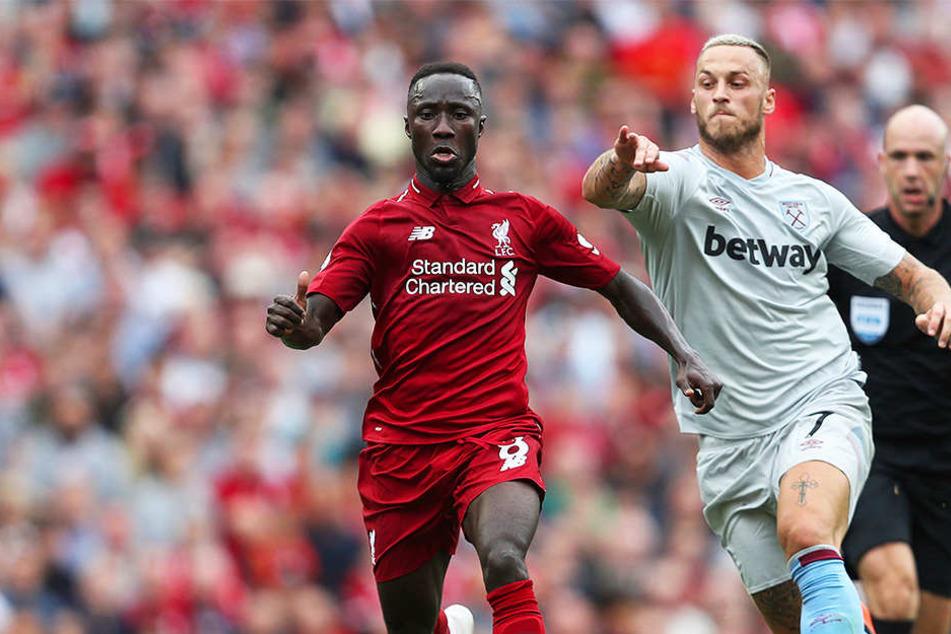 Überragendes Keita-Debüt: Liverpool haut West Ham weg!