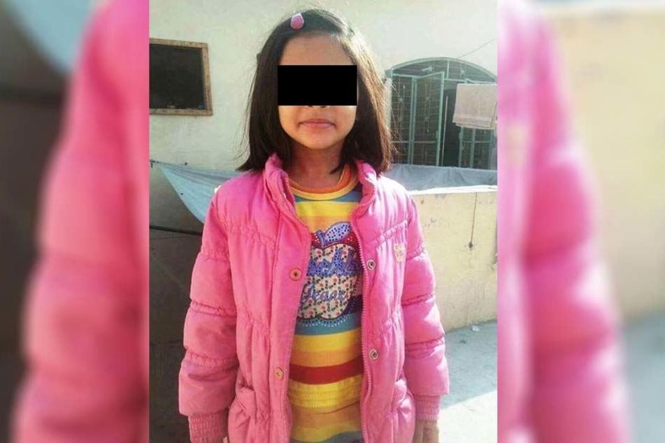 Die Leiche des Mädchens (†8) war am Dienstag in einer Mülltonne gefunden worden.