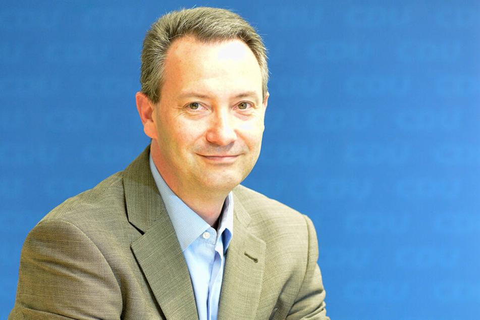 CDU-Chef Jan Donhauser (50).